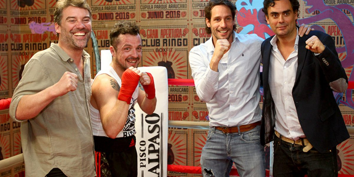 FOTOS: Este es el nuevo emprendimiento de Gonzalo Valenzuela y Diego Muñoz