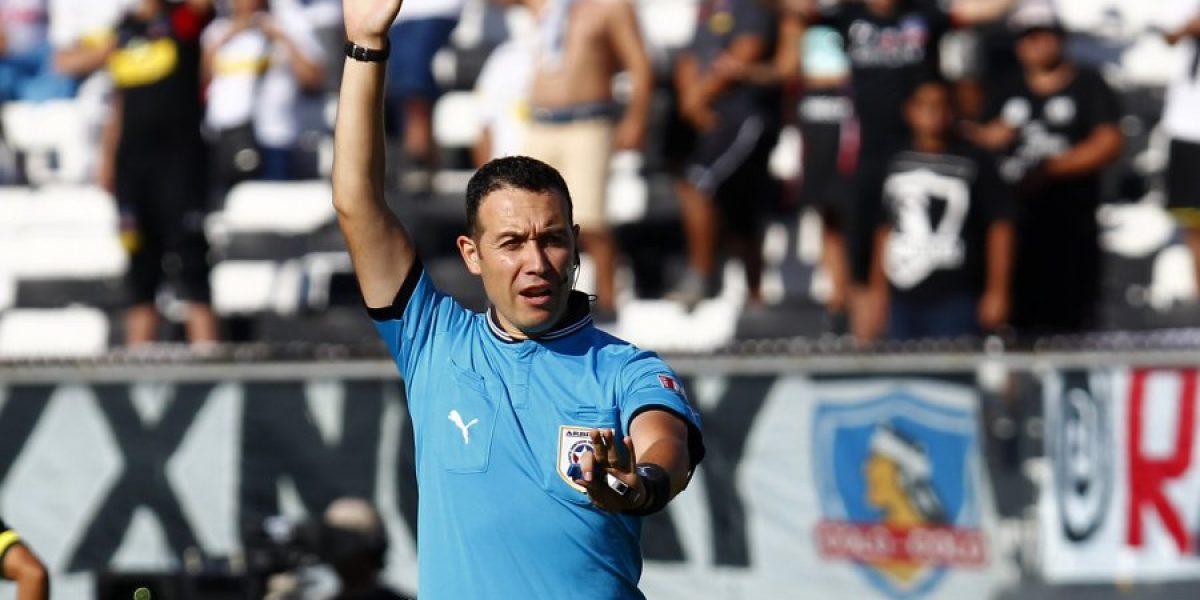 Gamboa para el Huachipato-Colo Colo: revisa los árbitros de la cuarta fecha del Apertura