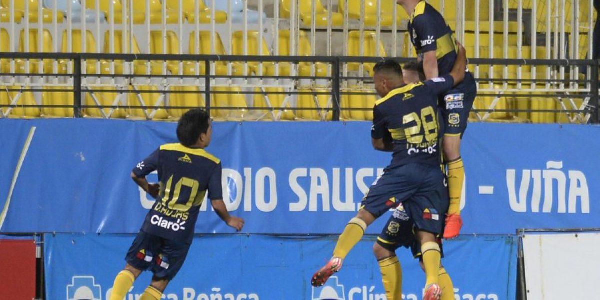 Unión Española pone en riesgo su liderato tras empatar con Everton de Viña del Mar