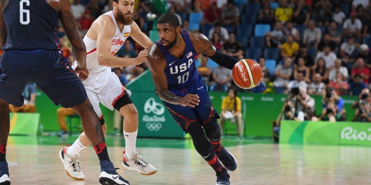 Estados Unidos va por el tricampeonato olímpico en el básquetbol