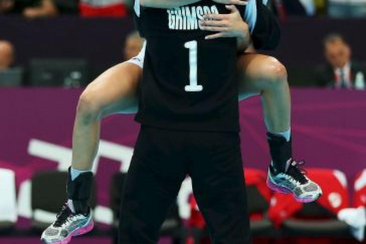 Cuatro jugadoras del equipo de balonmano de Noruega pueden convertirse en tricampeonas Olímpicas. Foto:Getty Images. Imagen Por: