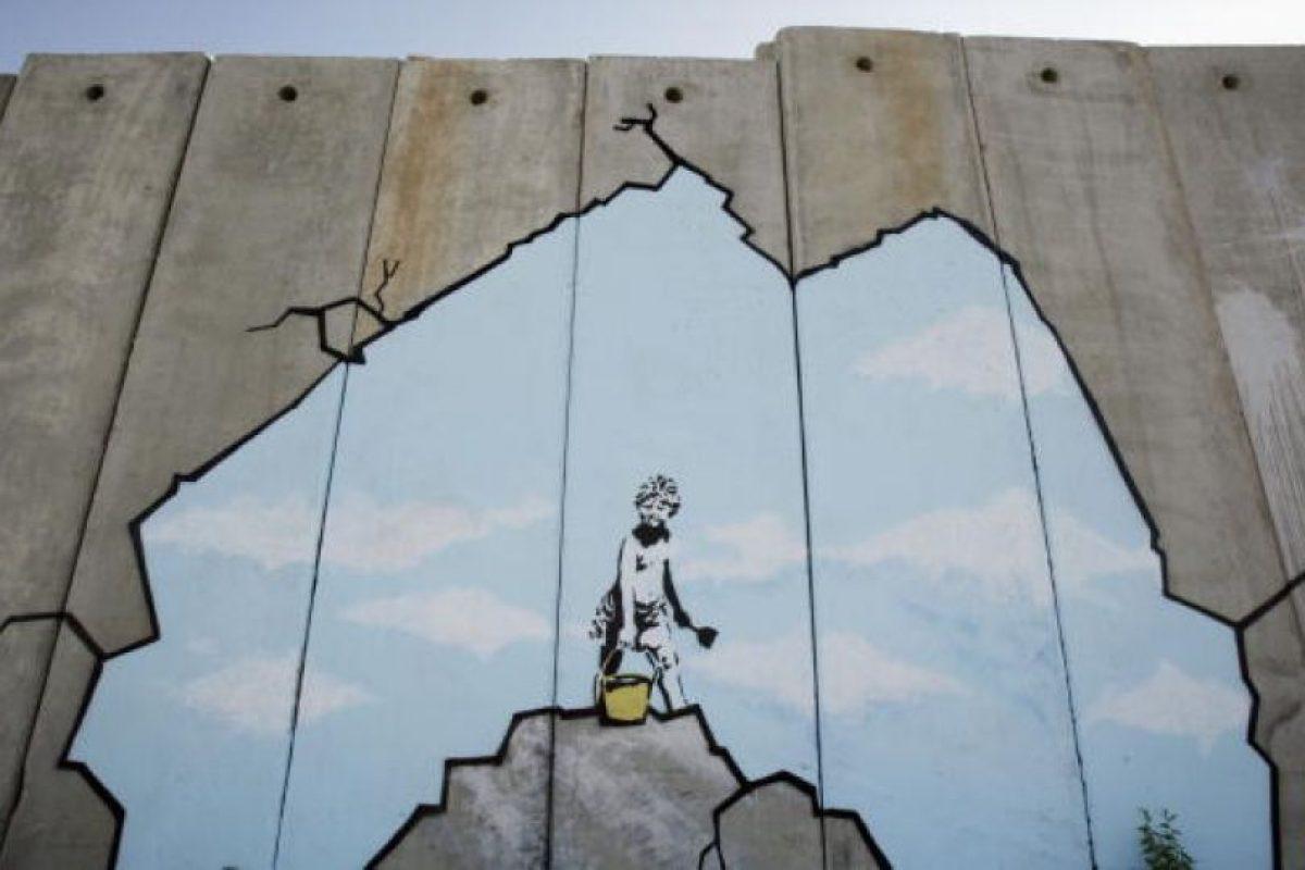 En 2014, el gobierno de Israel encontró 32 túneles en la Franja de Gaza. Foto:Getty Images. Imagen Por: