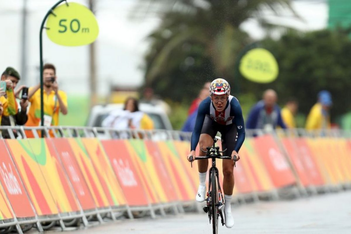 Kristin Armstrong Foto: Getty Images. Imagen Por: