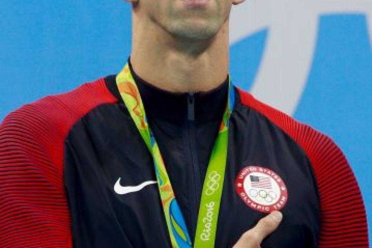 Es tetracampeón en 200m combinados, 4x100m combinados y 4x200m estilo libre, y tricampeón en 200 metros mariposa Foto:Getty Images. Imagen Por: