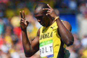 Puede ganar el oro en 200 metros y en 4X100 metros Foto:Getty Images. Imagen Por:
