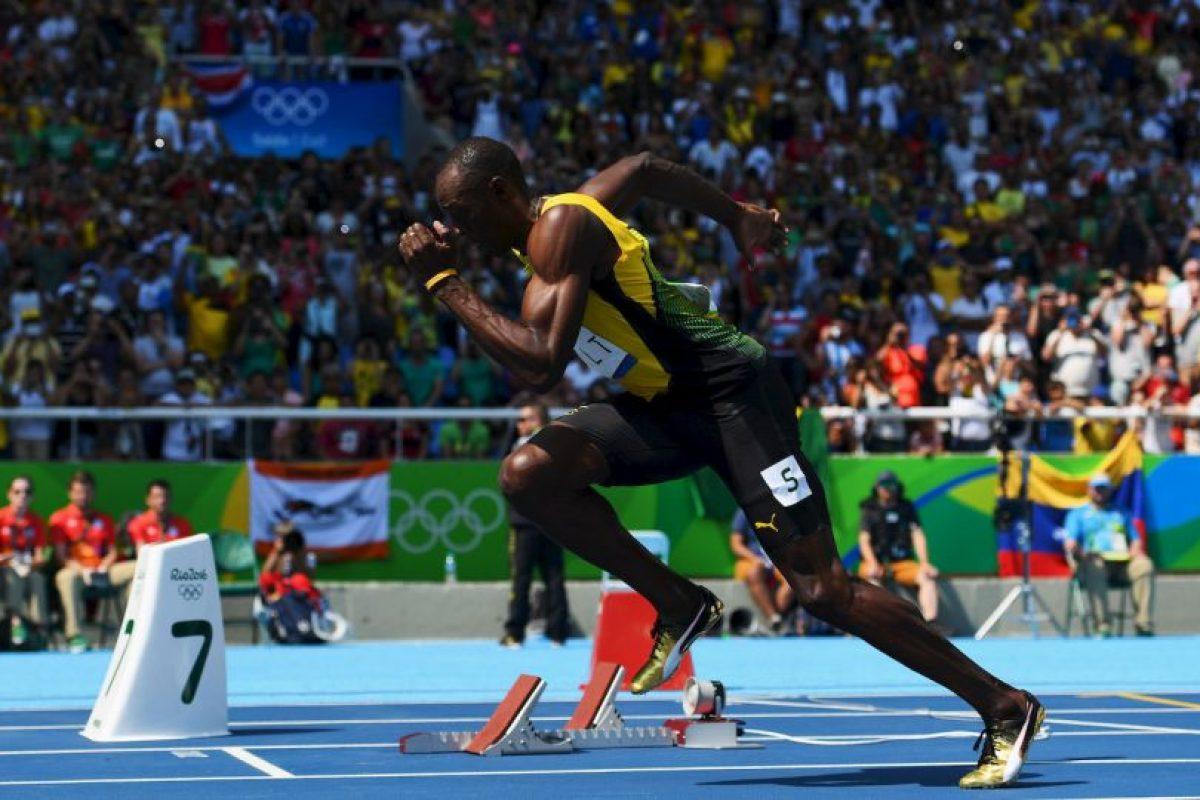 Usain Bolt busca dos medallas más en Río 2016 Foto:Getty Images. Imagen Por: