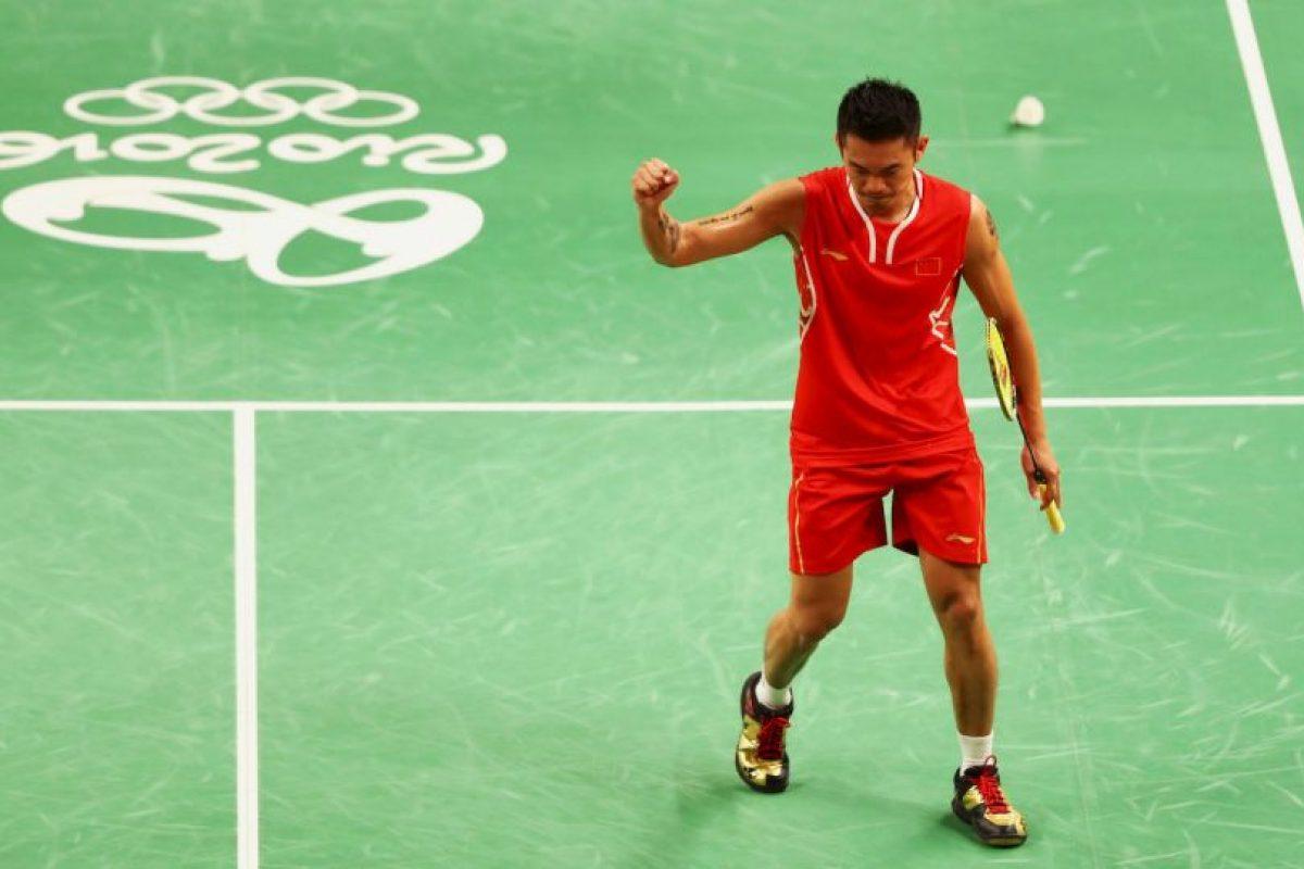 Lin Dan Foto:Getty Images. Imagen Por:
