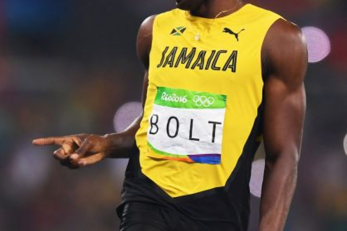Es tricampeón en los 100 metros planos Foto:Getty Images. Imagen Por:
