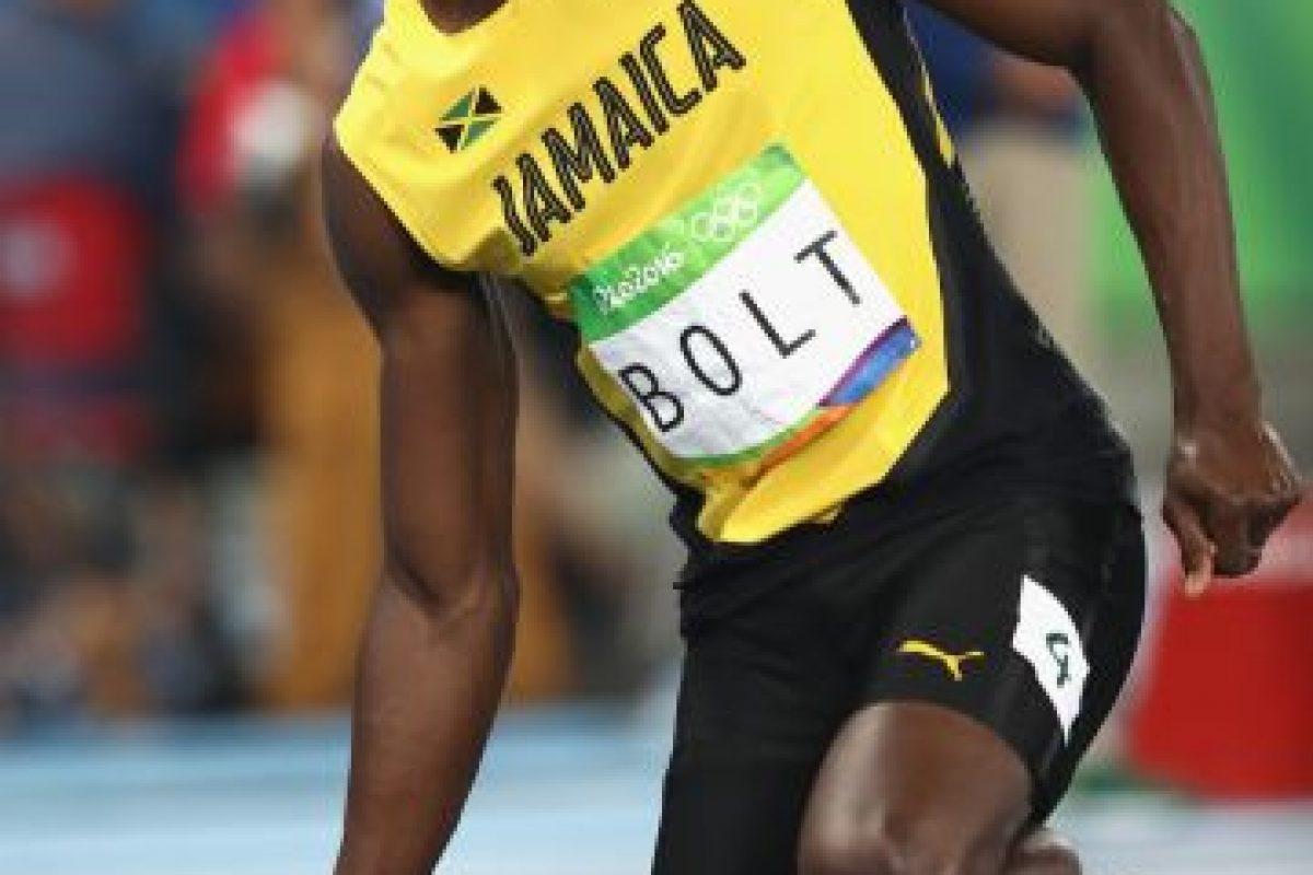 Usain Bolt Foto:Getty Images. Imagen Por: