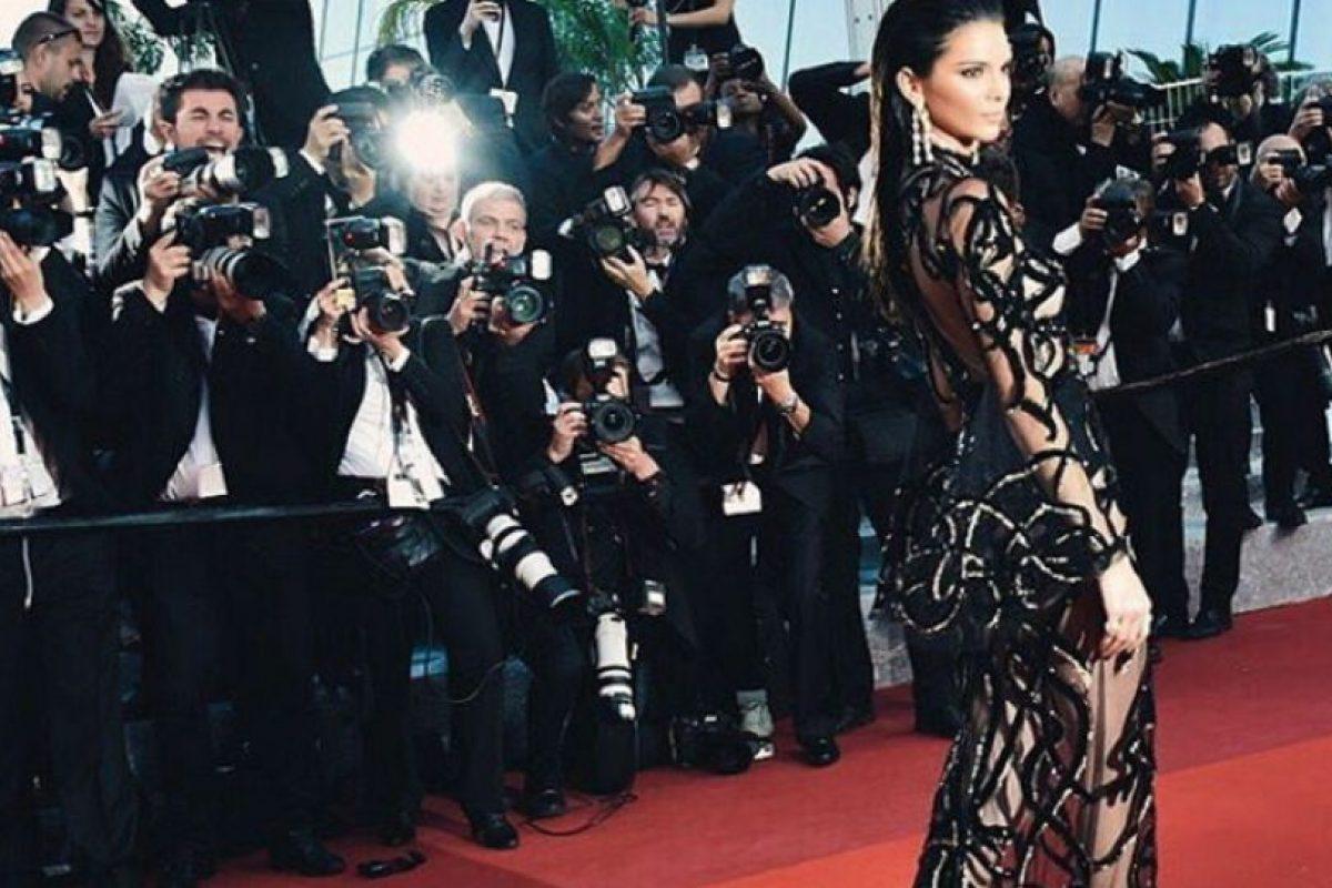 Algunas no necesitan hacerlo, como Kendall Jenner. Foto:Instagram. Imagen Por: