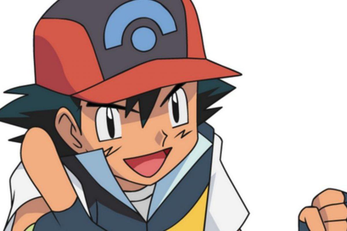 Ya ha cambiado de imagen desde la serie de 2000. Foto:The Pokemon Company. Imagen Por: