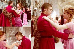 Es el pretendiente de Hermione en el cuarto libro y película de la saga. Foto:Warner. Imagen Por: