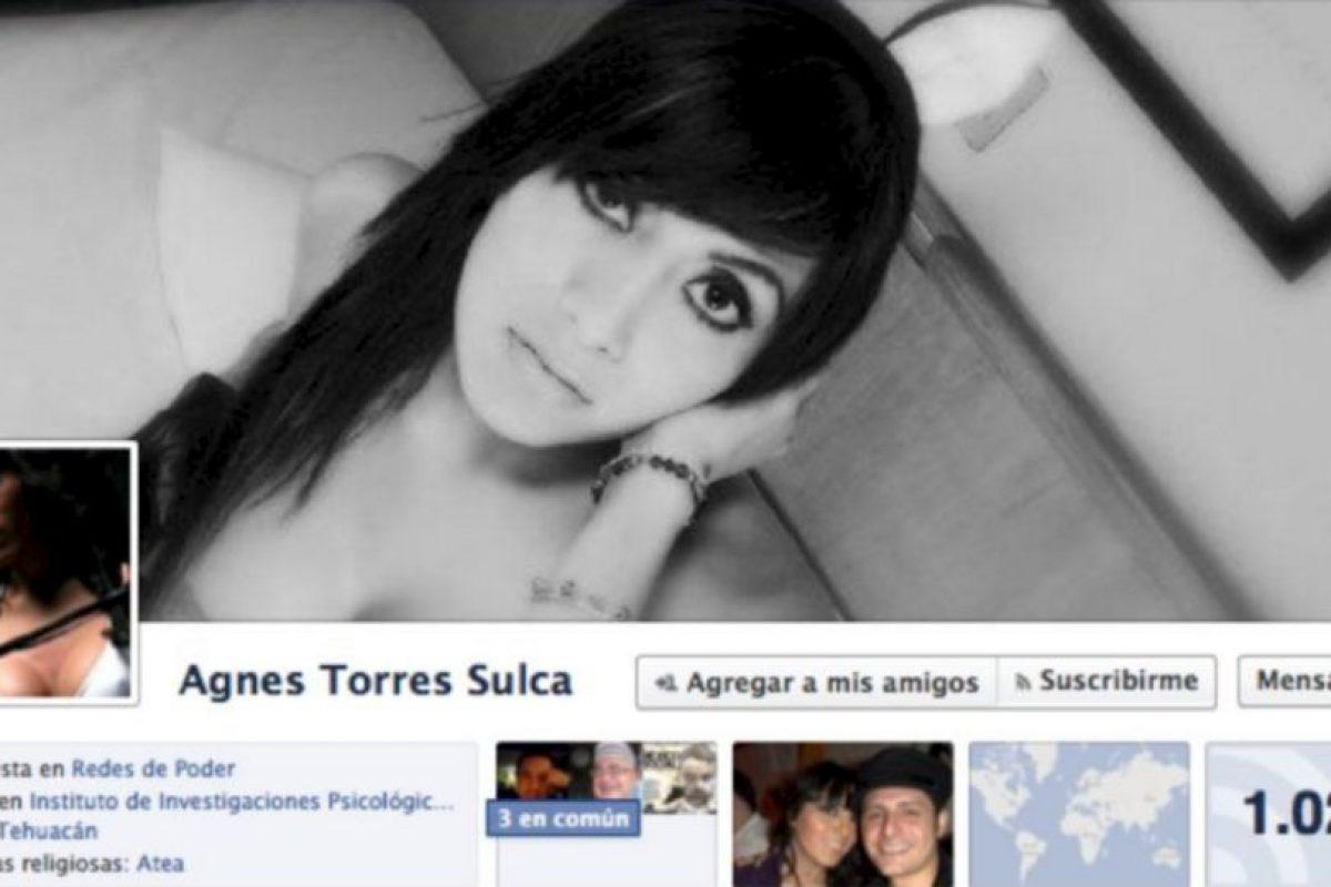 Agnes Torres Sulca fue una activista transexual mexicana asesinada en 2012. Fue golpeada, apedreada y degollada. Foto:Facebook. Imagen Por: