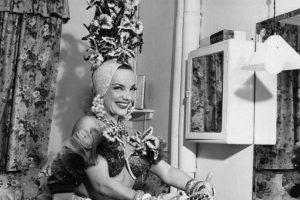 La mítica actriz, cantante y bailarina brasileña, Carmen Miranda, será homenajeada. Foto:Getty Images. Imagen Por: