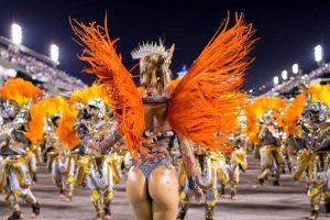 """""""Será una fiesta callejera"""", informaron los organizadores. Foto:Getty Images. Imagen Por:"""