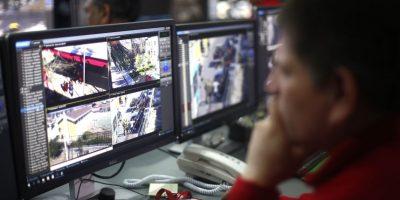 Inauguran sistema de teleprotección con 333 cámaras HD en comuna de Santiago