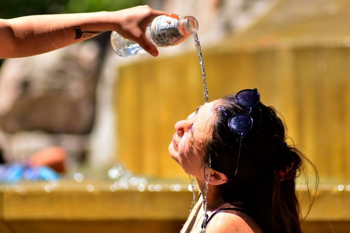 Según el pronóstico de la Dirección Meteorológica de Cjile, adelanta que las temperaturas mínimas se mantendrán bajas, bordeando los 3 y 5 grados. Foto:Agencia UNO. Imagen Por: