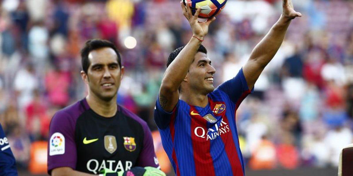 Se transformó en referente: Hinchas del Barça lloran la partida de Bravo al City