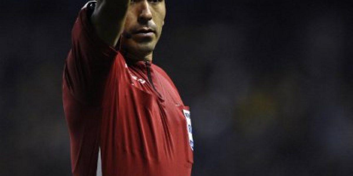 Palestino tendrá árbitro boliviano en duelo ante Garcilaso por la Sudamericana