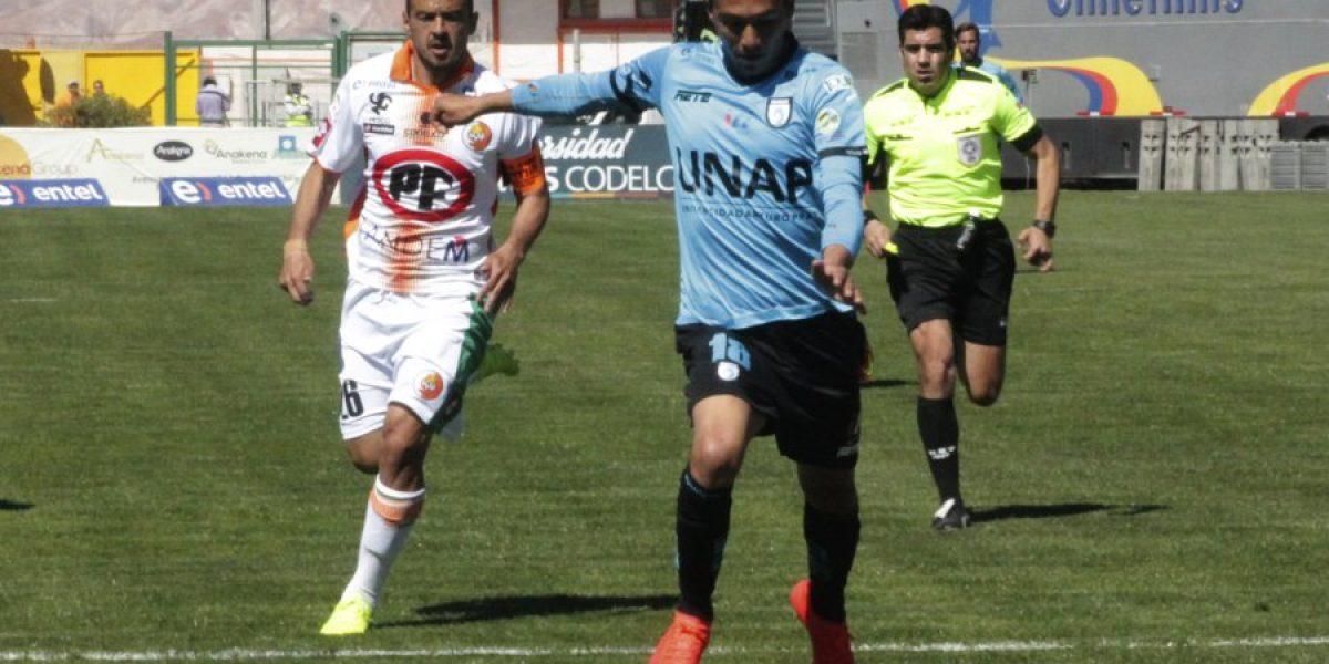 Iquique vence a domicilio a Cobresal y sigue como líder del Apertura