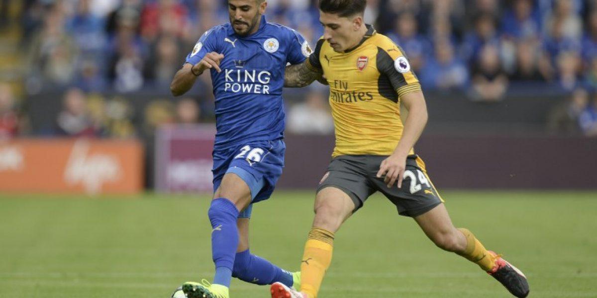 El Arsenal de Alexis no pudo contra el Leicester en un deslucido empate