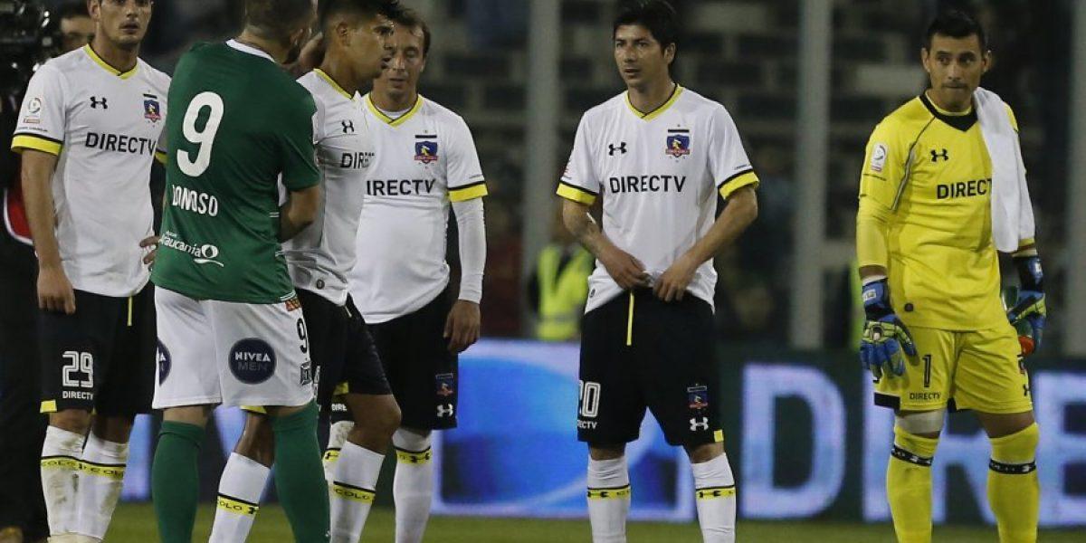 La sensible baja que tendrá Colo Colo para enfrentar a Huachipato