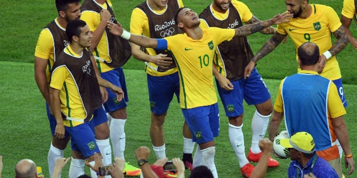Brasil se quedó con el Oro olímpico tras vencer a Alemania en penales