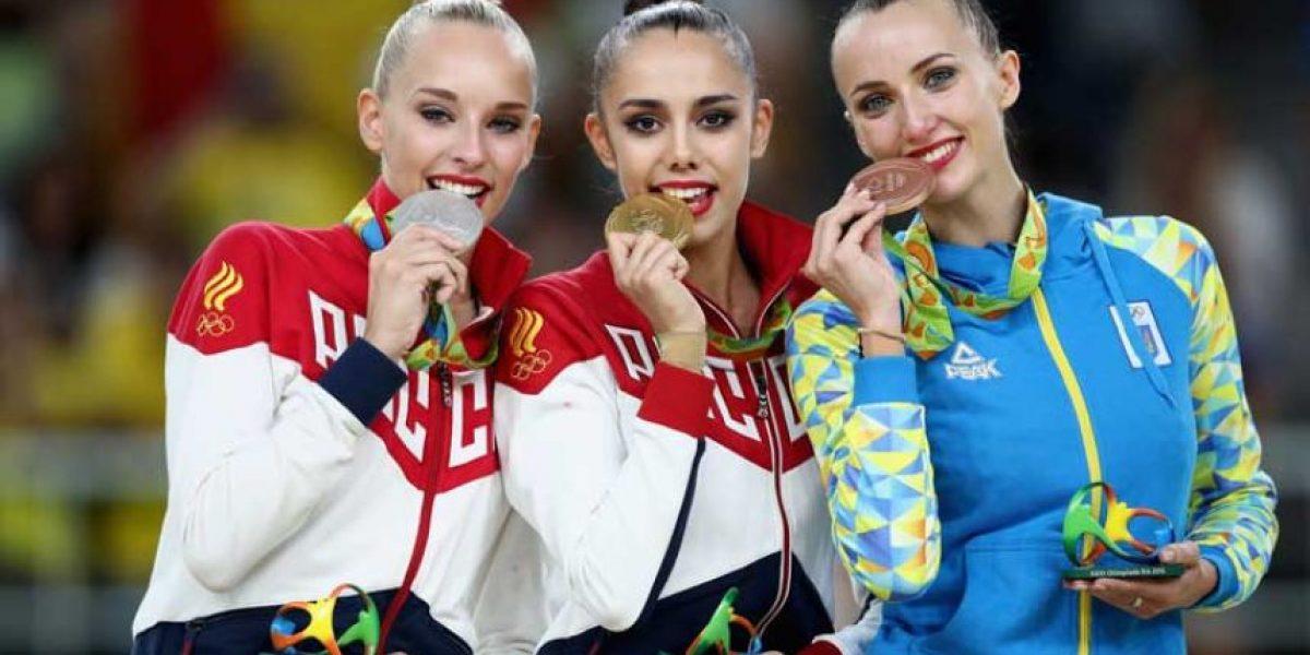 Río 2016: Margarita Mamun, la nueva reina de la gimnasia rítmica