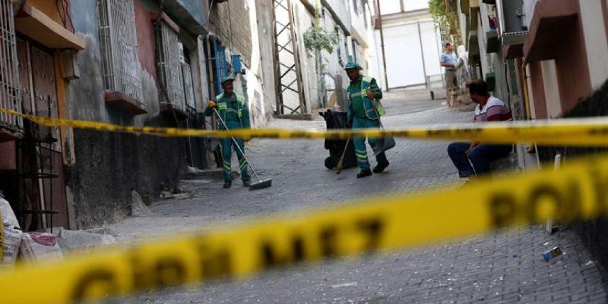 Al menos 50 muertos por atentado yihadista en una boda en Turquía