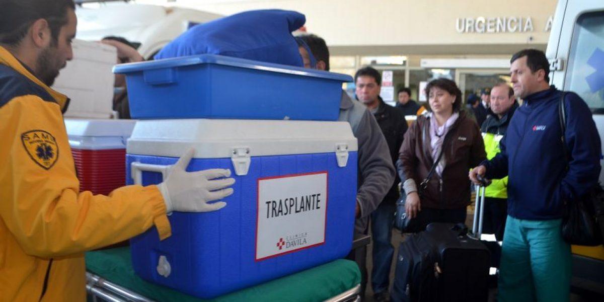 Realizan exitoso trasplante de pulmón a prioridad nacional en el hospital del Tórax