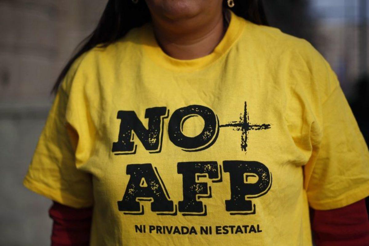 La marcha está convocada para las 11:00 horas en el sector de Plaza Baquedano. Foto:Agencia UNO. Imagen Por: