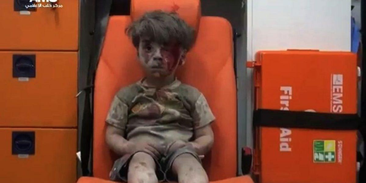 Murió hermano de Omran, niño símbolo de la crueldad de la guerra civil en Siria