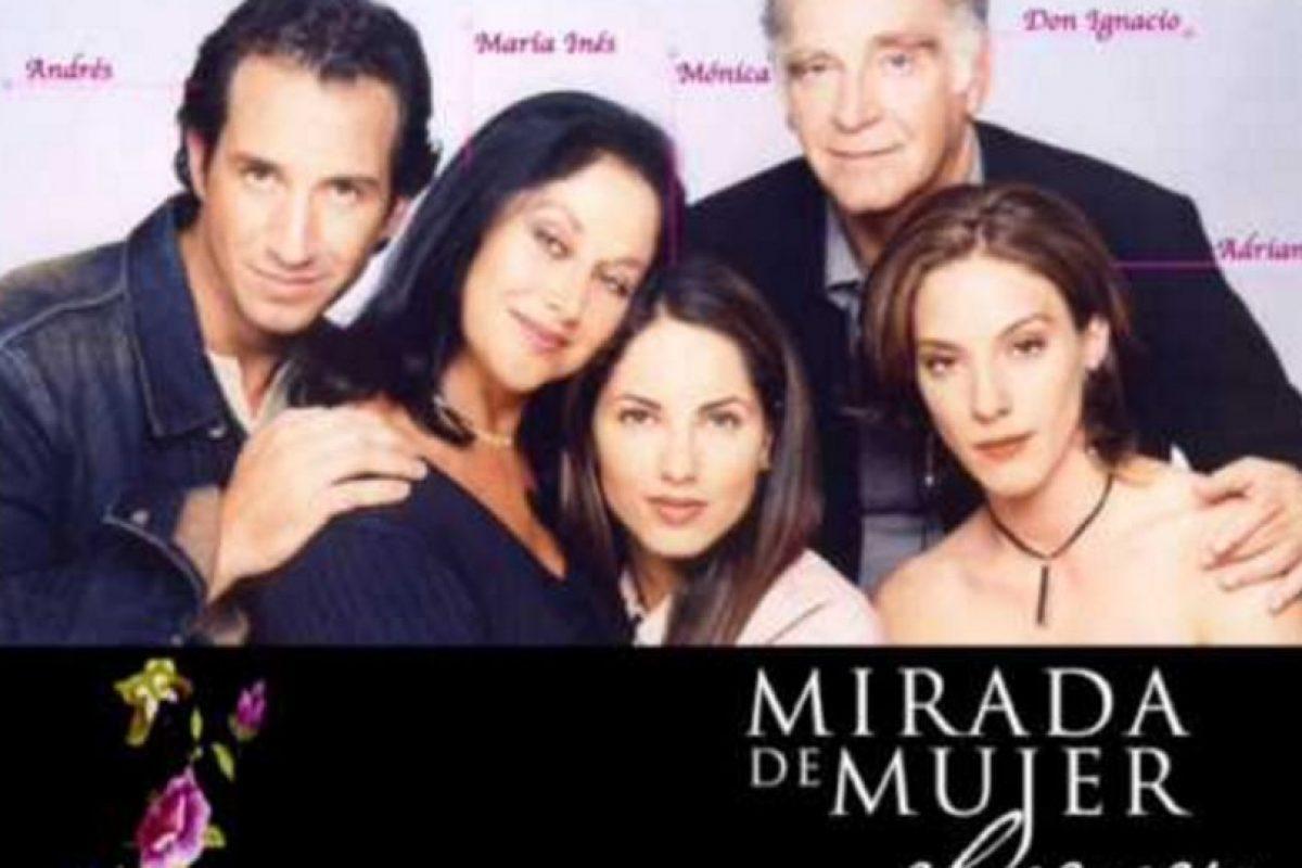 """En """"Mirada de Mujer"""" se resuelven todos los conflictos de la trama anterior. Foto:Televisa. Imagen Por:"""
