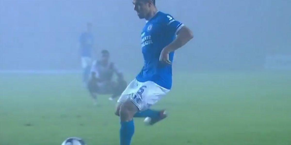 Gato goleador: Francisco Silva anotó en primer triunfo de Cruz Azul en la liga mexicana