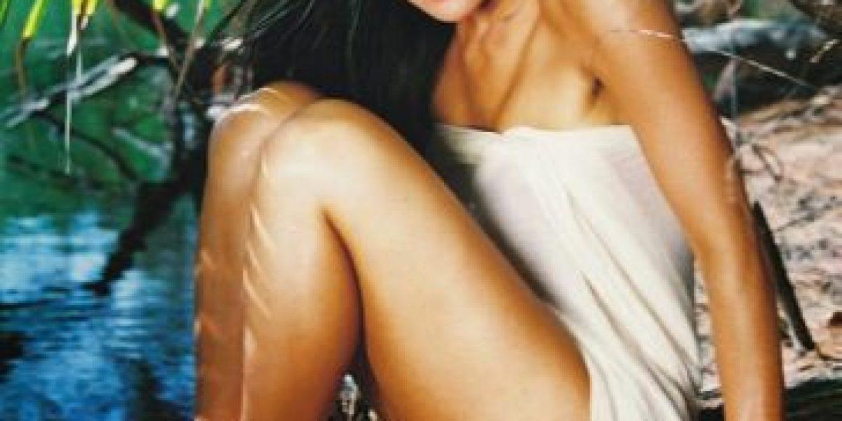 Famosa actriz publica fuerte imagen con sus cicatrices de la mastectomía