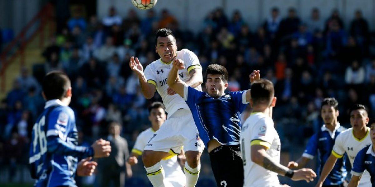 En vivo: Huachipato versus Colo Colo