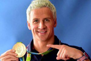Ganó el oro en Relevo 4×200 m libre masculino en Río. Foto:Getty Images. Imagen Por: