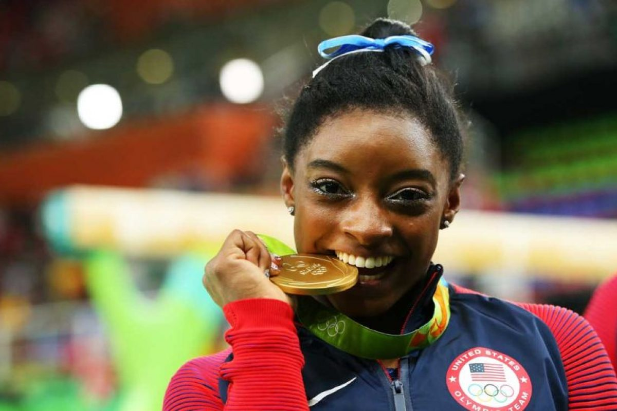 Simone Biles Foto:Getty Images. Imagen Por: