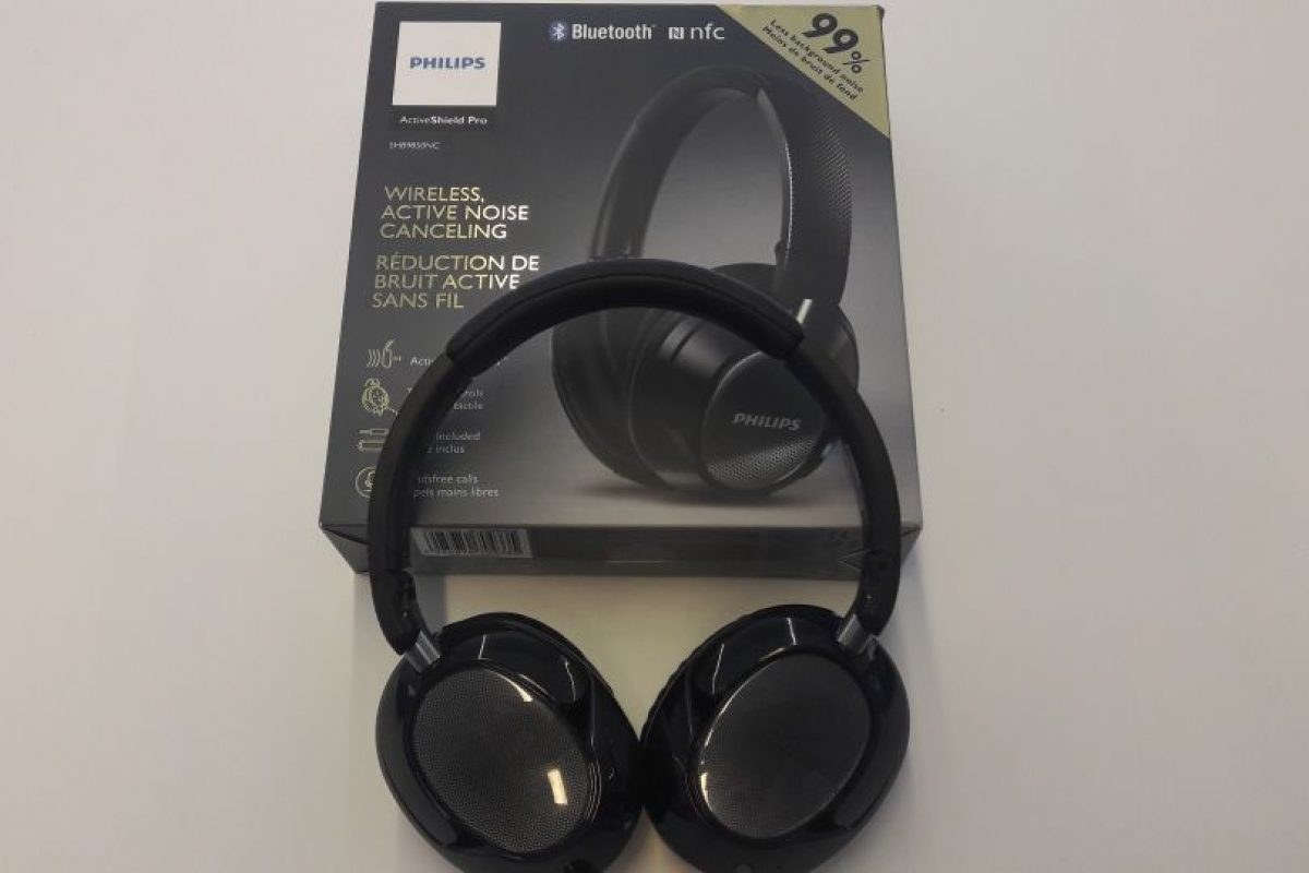 Audífonos inalámbricos Philips.. Imagen Por: