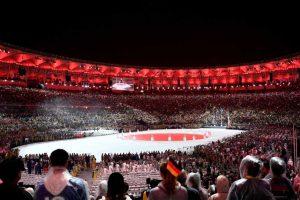 ¡Impresionante! Tokio presentó sus Juegos Olímpicos y el mundo quedó ansioso. Foto:Getty Images. Imagen Por: