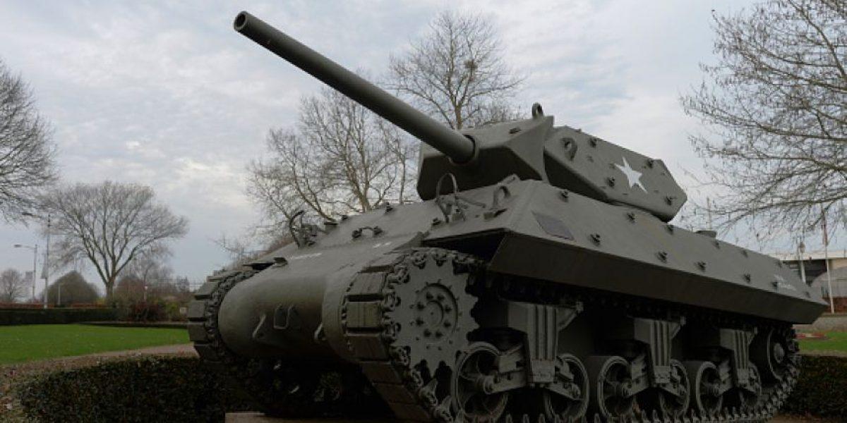 Museo del Tanque en Normandía vende sus blindados por falta de visitantes