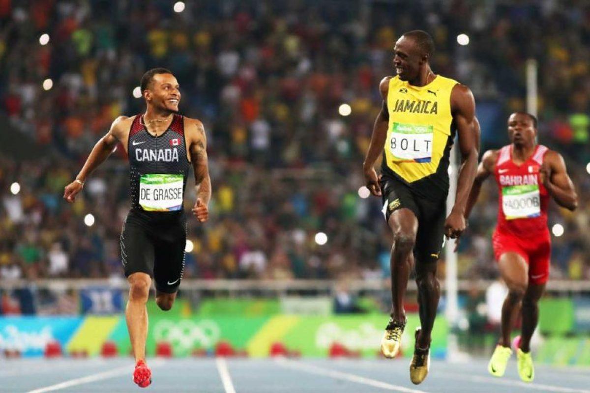 Sumó 3 medallas de oro más en atletismo, llegando a 9 preseas doradas en su carrera. Foto:Getty Images. Imagen Por: