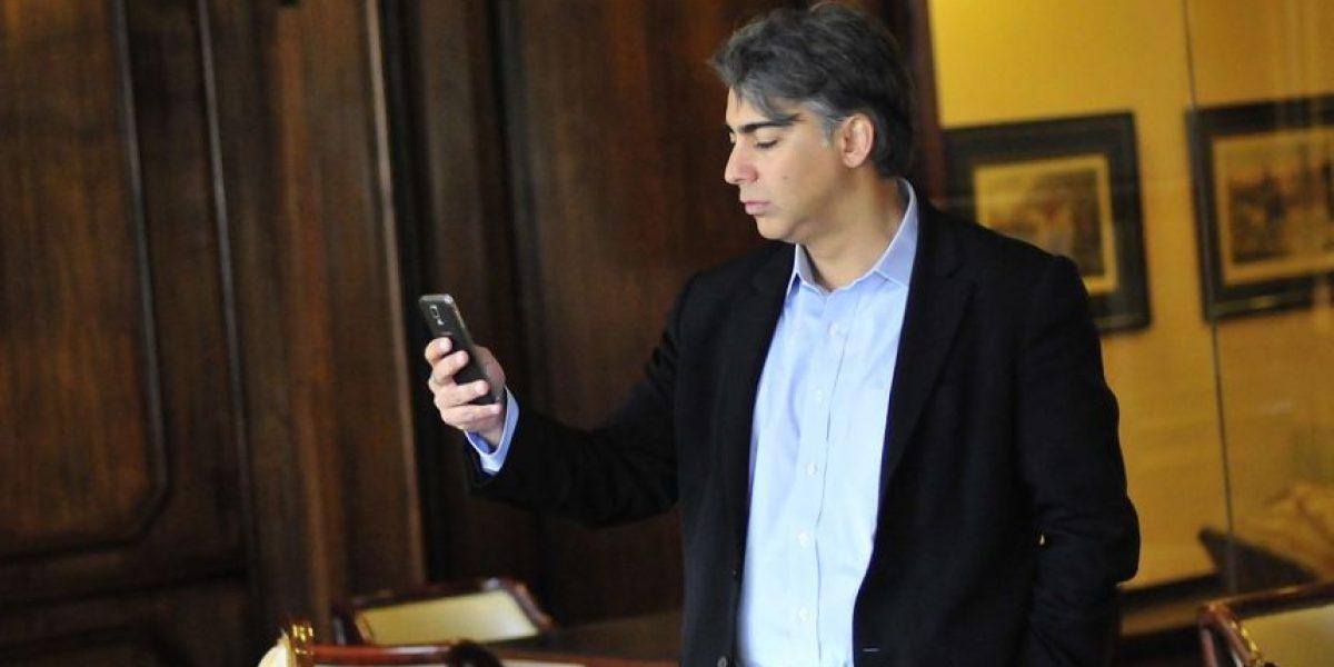 Enríquez-Ominami guardó silencio ante la fiscalía por uso de jet privado en campaña presidencial