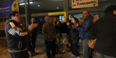Funcionarios del Sename inician paro en Centro de Internación de San Miguel