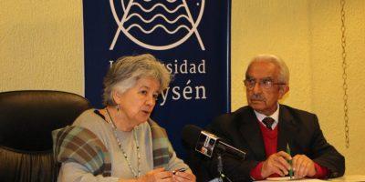 """Rectora U. Aysén al Cruch: """"No se invalida mi nombramiento, se invalidan las decisiones del ministerio"""""""