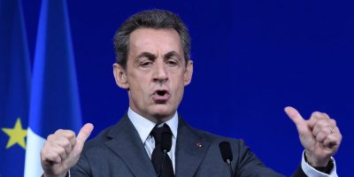 Nicolas Sarkozy anuncia que se presentará a las elecciones presidenciales de Francia