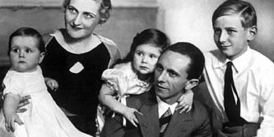 Magda Goebbels: revelan el mayor secreto de la esposa de uno de los líderes de la Alemania nazi