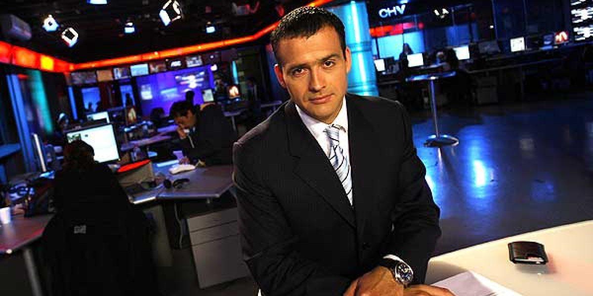 Trabajadores de prensa de CHV disparan contra ejecutivos: