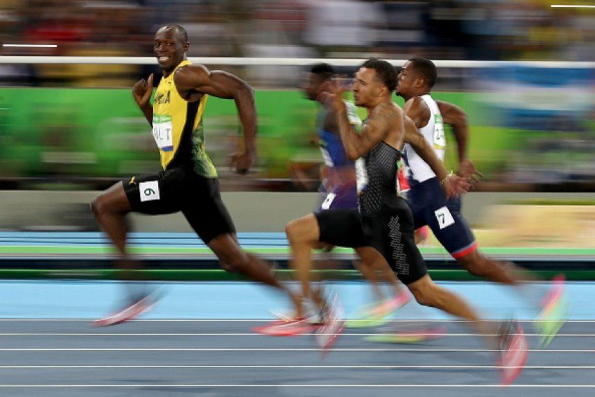 Ganó 3 medallas de oro en Río 2016 en las siguientes competencias: Foto:Getty Images. Imagen Por: