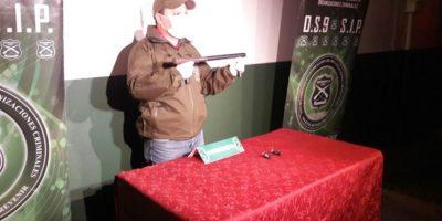 Con una escopeta hechiza joven le quitó la vida a vecino en El Monte